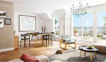 Résidence « #manifesto » programme immobilier neuf en Loi Pinel à Clamart n°2