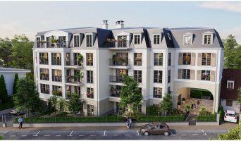 Clamart programme immobilier neuf « Pavillon Duval