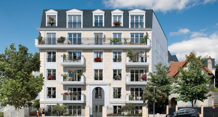 Photo du Résidence «  n°215405 » programme immobilier neuf en Loi Pinel à Clamart