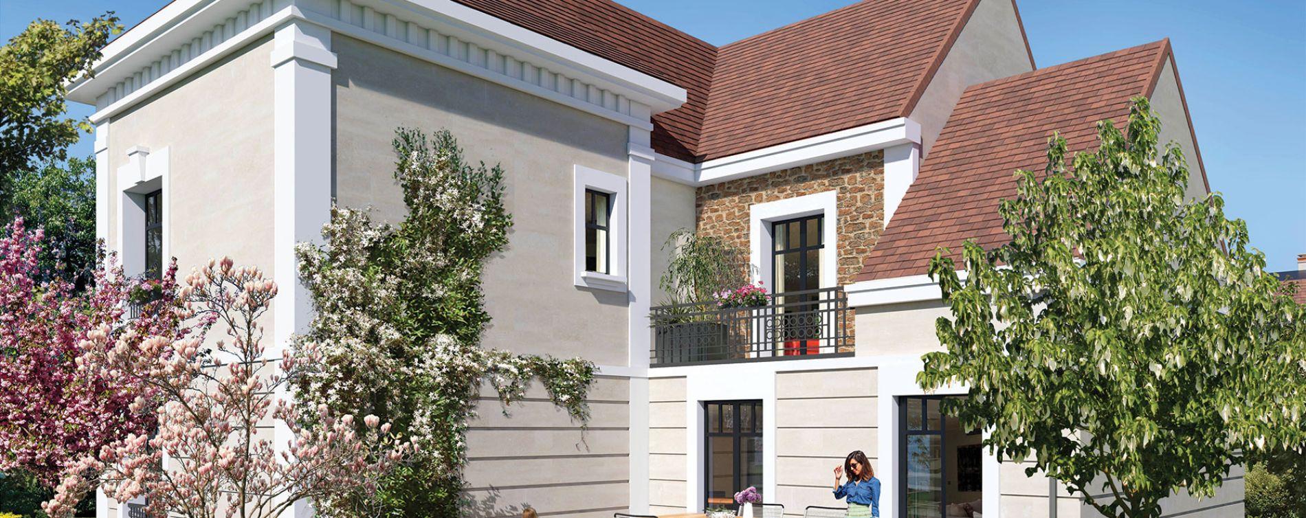 Résidence Place du Garde à Clamart