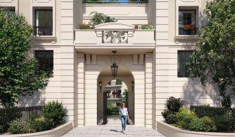 Résidence « Place Du Garde » programme immobilier neuf en Loi Pinel à Clamart n°2