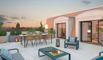 Résidence « Place Du Garde » programme immobilier neuf en Loi Pinel à Clamart n°3