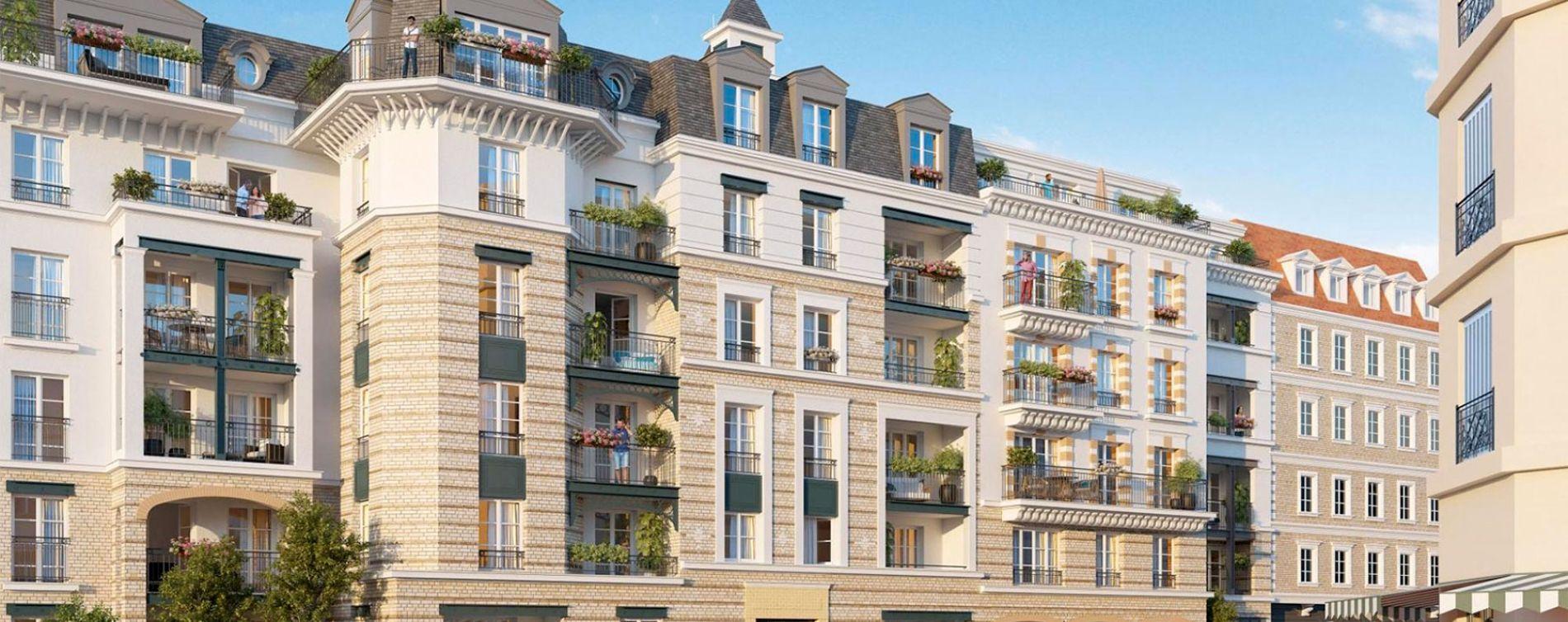 Résidence Villa Carnot à Clamart