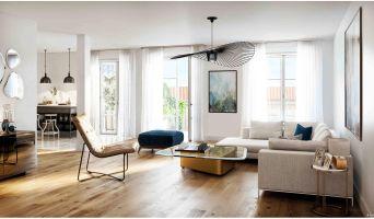 Résidence « Villa Carnot » programme immobilier neuf en Loi Pinel à Clamart n°3