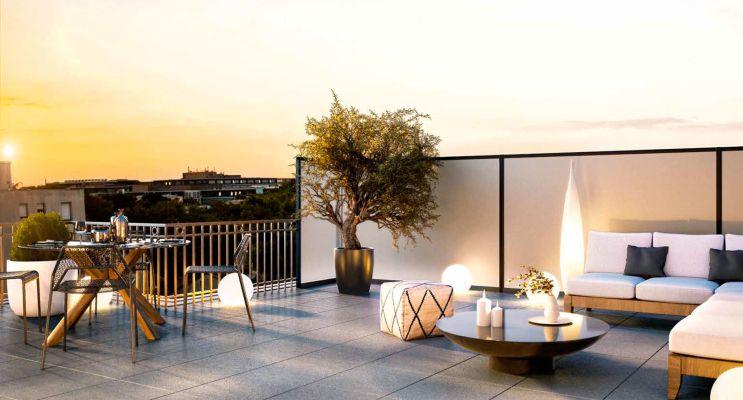 Résidence « Villa Carnot » programme immobilier neuf en Loi Pinel à Clamart n°2