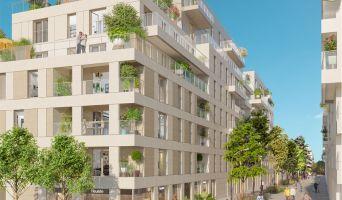 Photo du Résidence « Atrium City 2 » programme immobilier neuf en Loi Pinel à Clichy
