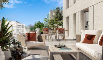 Clichy programme immobilier neuve « Atrium City 2 » en Loi Pinel  (2)