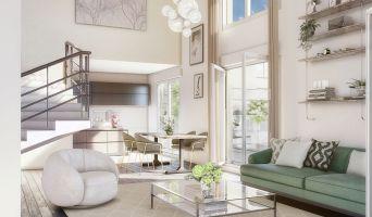 Clichy programme immobilier neuve « Atrium City 2 » en Loi Pinel  (3)