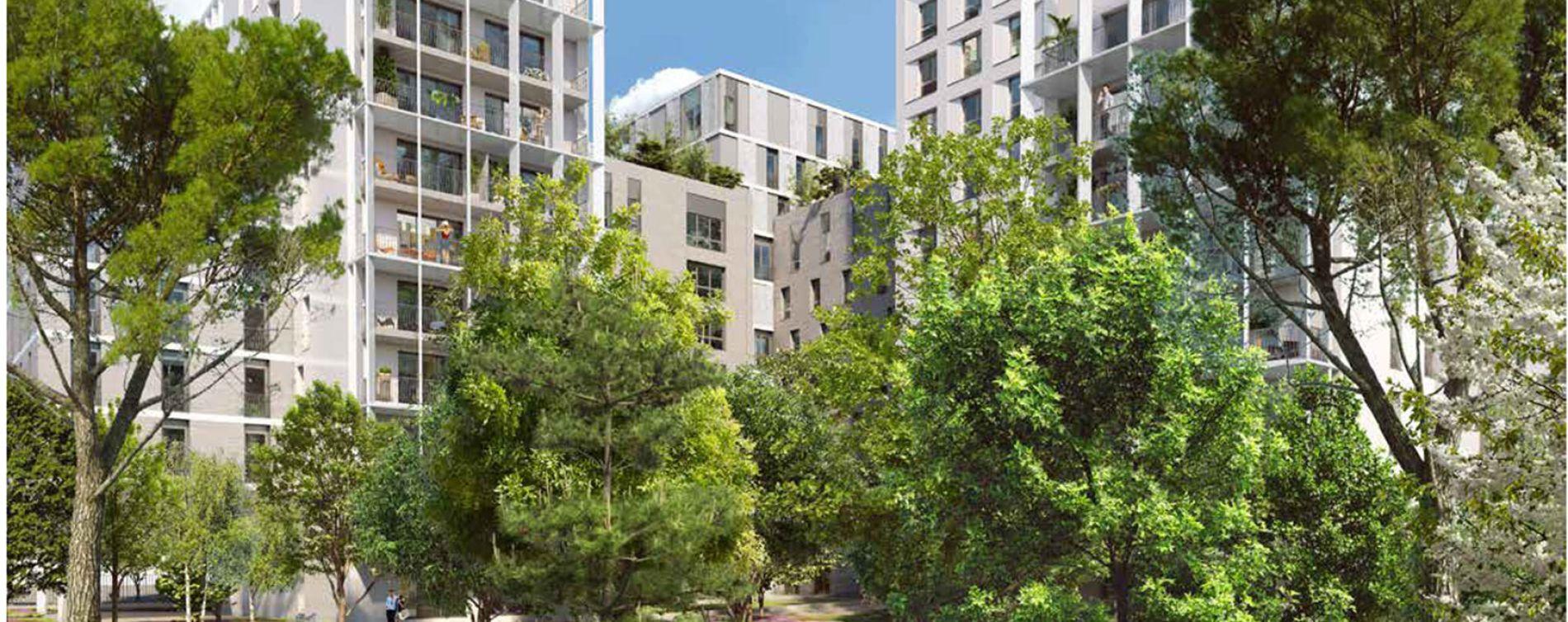 Résidence Atrium Seine à Clichy