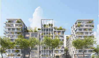 Photo du Résidence « Atrium Seine » programme immobilier neuf à Clichy