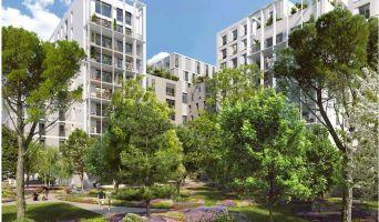 Clichy programme immobilier neuve « Atrium Seine » en Loi Pinel  (2)