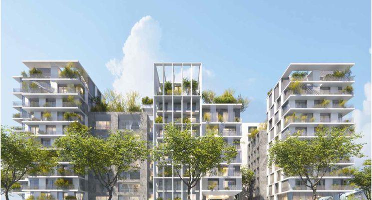 Photo du Résidence « Atrium Seine » programme immobilier neuf en Loi Pinel à Clichy