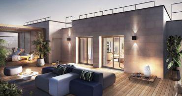 Clichy programme immobilier neuf « Le 7 » en Loi Pinel