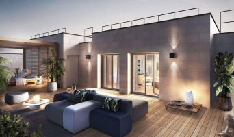 Clichy programme immobilier neuf « Le 7