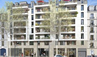Clichy programme immobilier neuf « Privilèges