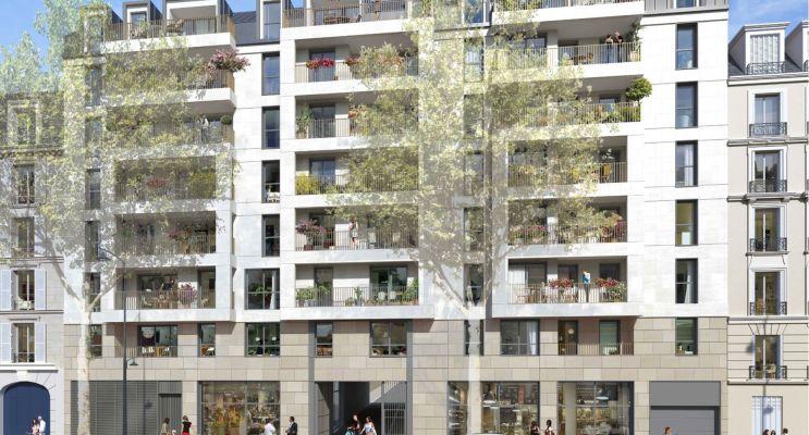 Photo du Résidence « Privilèges » programme immobilier neuf en Loi Pinel à Clichy