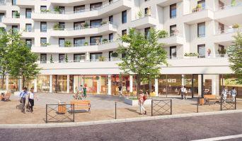 Clichy programme immobilier neuve « Prysm » en Loi Pinel  (4)
