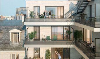 Photo du Résidence « Recto Verso » programme immobilier neuf en Loi Pinel à Clichy