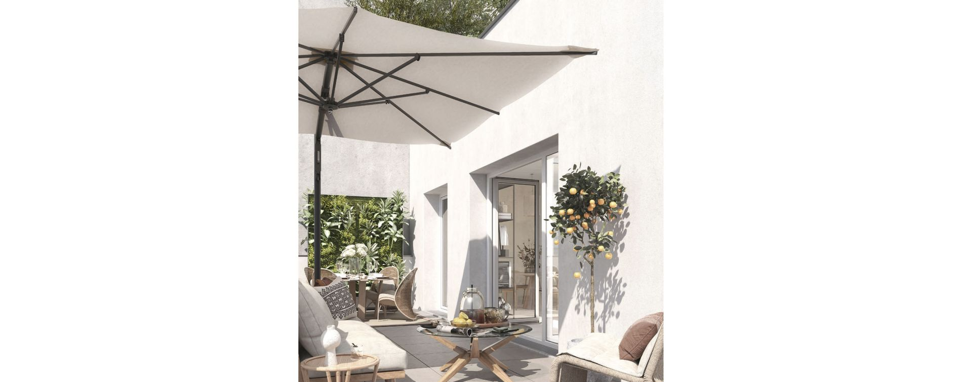 Clichy : programme immobilier neuve « Rose Guérin » (3)