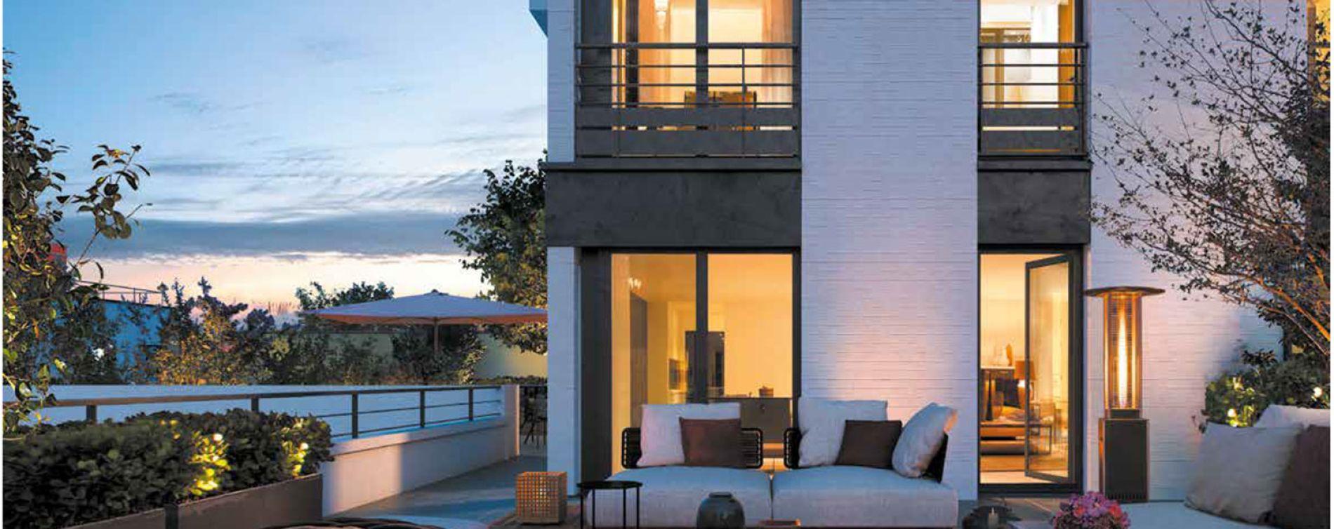 Clichy programme immobilier neuve « Square des Bateliers »  (4)
