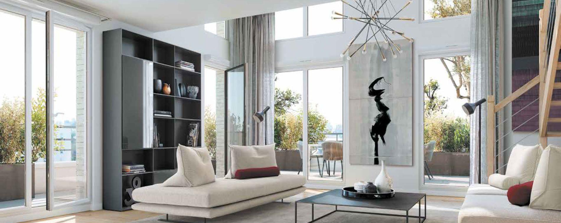 Clichy programme immobilier neuve « Square des Bateliers »  (5)