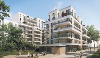 Photo du Résidence « Square des Bateliers » programme immobilier neuf en Loi Pinel à Clichy