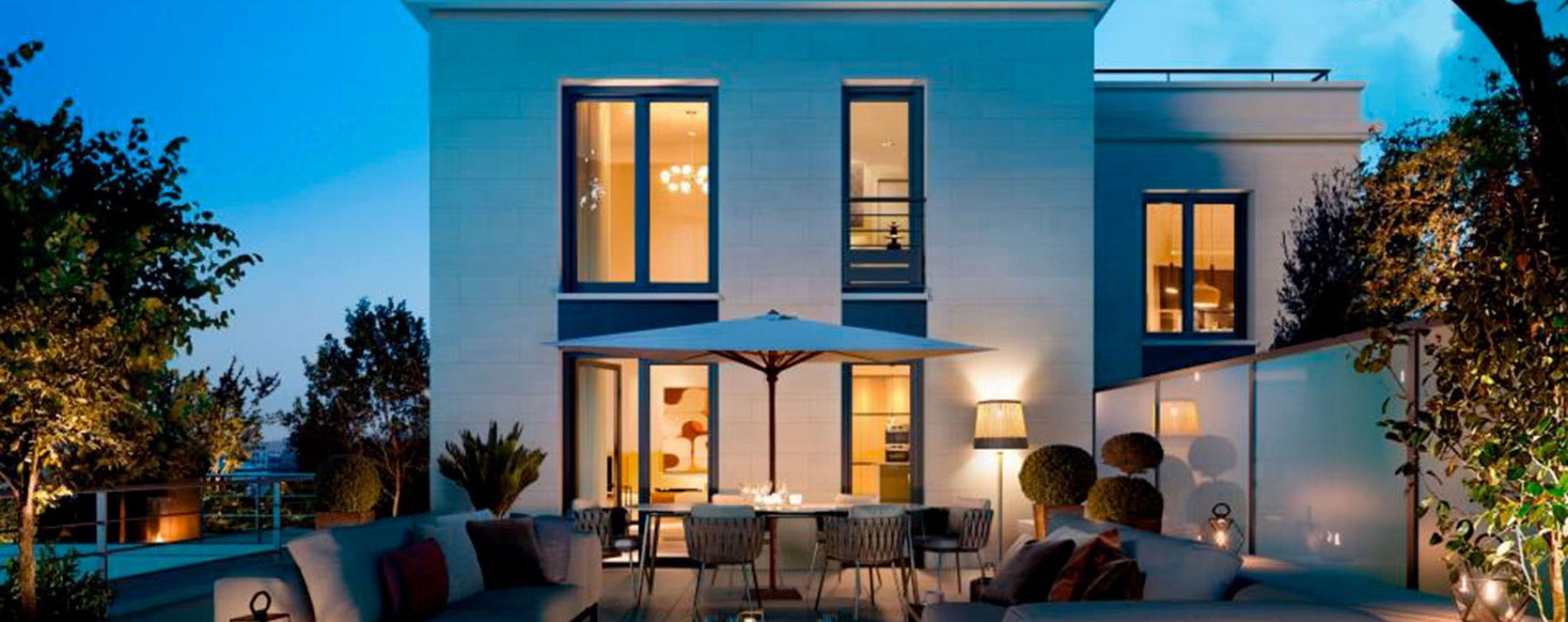 Clichy : programme immobilier neuve « Terrasses en Ciel » (3)