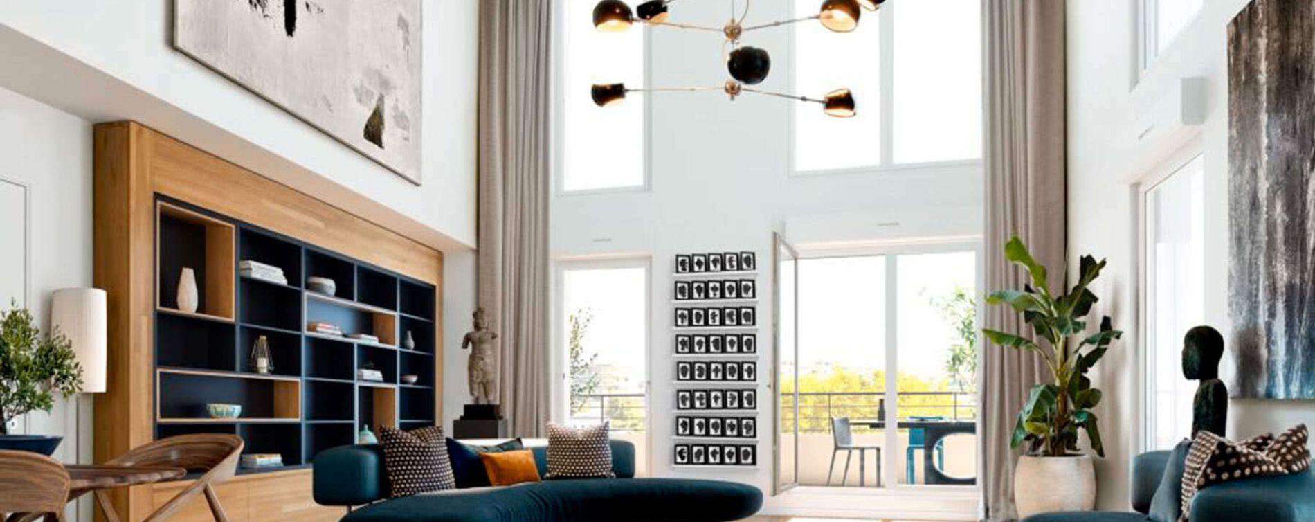 Clichy : programme immobilier neuve « Terrasses en Ciel » (5)