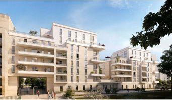 Photo du Résidence « Terrasses en Ciel » programme immobilier neuf en Loi Pinel à Clichy