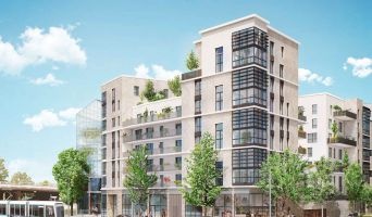 Résidence « Ovation Magellan » programme immobilier neuf en Loi Pinel à Colombes n°1