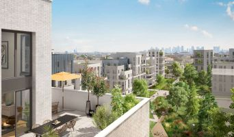 Résidence « Ovation Magellan » programme immobilier neuf en Loi Pinel à Colombes n°3