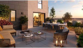 Courbevoie : programme immobilier neuf « Nova » en Loi Pinel