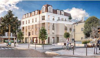 Photo du Résidence « Solstice » programme immobilier neuf en Loi Pinel à Fontenay-aux-Roses
