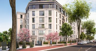 Fontenay-aux-Roses programme immobilier neuf « Top of the Rose »
