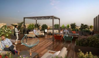 Fontenay-aux-Roses programme immobilier neuve « Top of the Rose »  (2)
