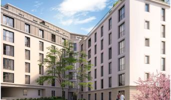 Fontenay-aux-Roses programme immobilier neuve « Top of the Rose »  (3)