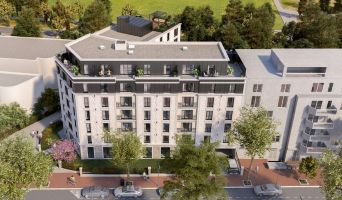 Fontenay-aux-Roses programme immobilier neuve « Top of the Rose »  (5)