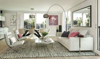 Fontenay-aux-Roses programme immobilier neuve « Programme immobilier n°217221 » en Loi Pinel  (2)