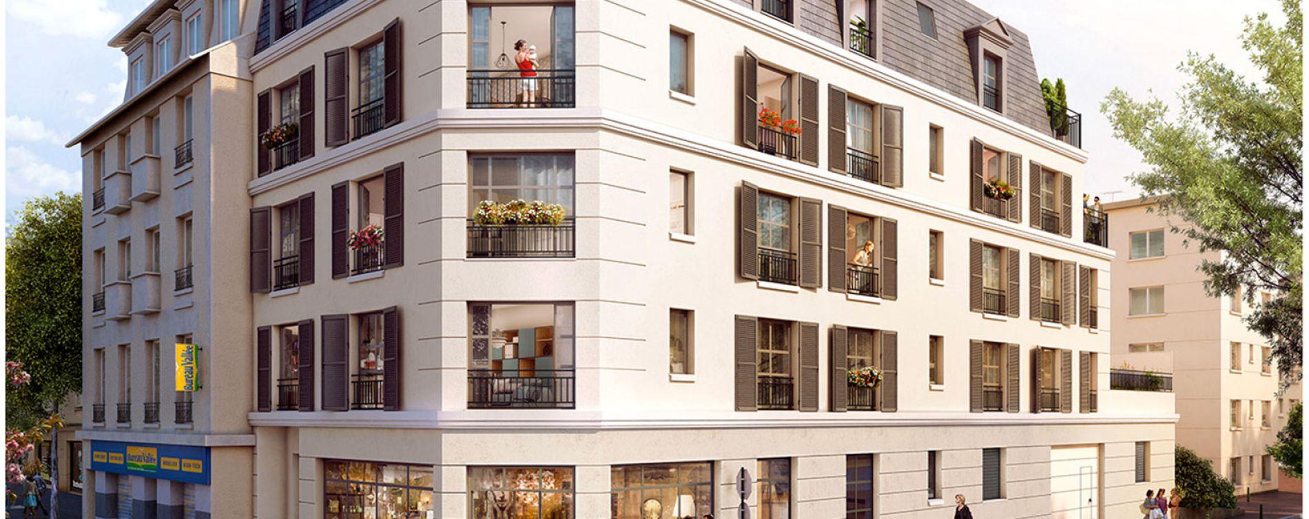 Résidence 215 Grande Rue à Garches