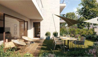 Garches programme immobilier neuf « Murmure » en Loi Pinel