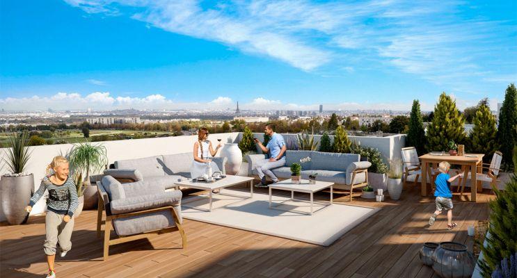 Photo du Résidence « Villa Temporel » programme immobilier neuf en Loi Pinel à Garches