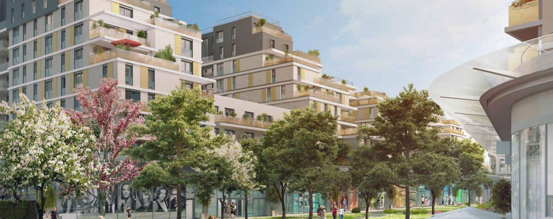 Issy-les-Moulineaux : programme immobilier neuve « Issy Coeur de Ville » en Loi Pinel (3)