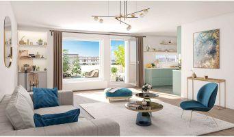 Issy-les-Moulineaux programme immobilier neuve « Le Cap »  (3)