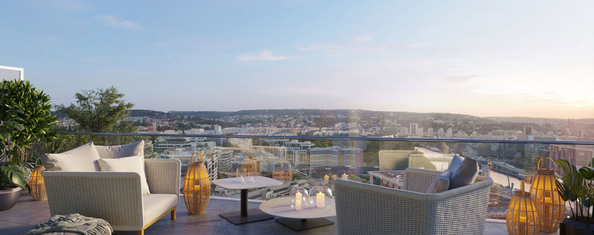 Issy-les-Moulineaux : programme immobilier neuve « Sonatina » en Loi Pinel