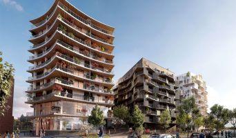 Résidence « Trilogy » programme immobilier neuf en Loi Pinel à Issy-les-Moulineaux n°1