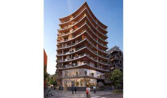Résidence « Trilogy » programme immobilier neuf en Loi Pinel à Issy-les-Moulineaux n°2