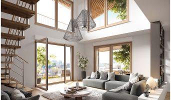 Résidence « Trilogy » programme immobilier neuf en Loi Pinel à Issy-les-Moulineaux n°5