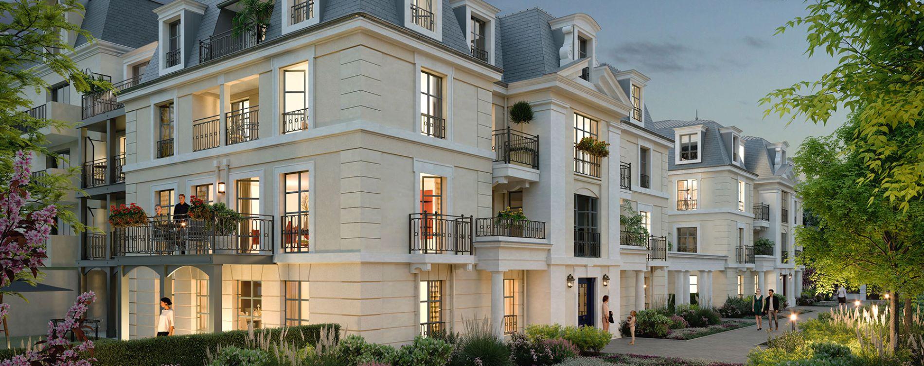 Résidence 51 Rue Veuve Lacroix à la Garenne-Colombes