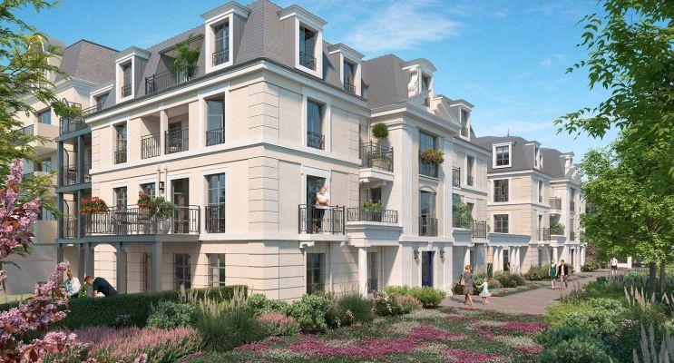 Photo du Résidence « 51 Rue Veuve Lacroix » programme immobilier neuf en Loi Pinel à La Garenne-Colombes