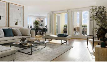 Le Plessis-Robinson programme immobilier neuve « Agapanthe » en Loi Pinel  (5)